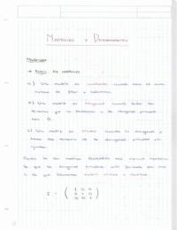 APUNTES: Temario Matemáticas II