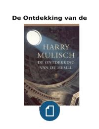 De Ontdekking Van De Hemel Boekverslag Nederlands