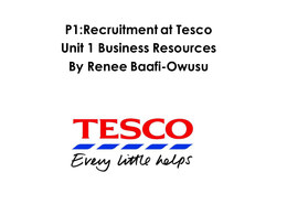 recruitment tesco Tesco bank in the community diversity & inclusion out at tesco women in business multicultural network armed forces network early careers apprenticeships.