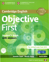 OTRO: STUDENT'S BOOK OBJECTIVE FIRST CERTIFICATE