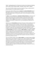 Examen: tema 2. Brunelleschi, Alberti, Serlio, Vignola