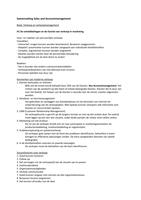 SAMENVATTING: Verkoop en Verkoopmanagement samenvatting H1,H2,H3,H6.1-6.3,H7,H9,H10,H11,H12,H13,H14,H15