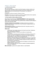 SAMENVATTING: Uitgebreide samenvatting: 'Basisboek Online Marketing'