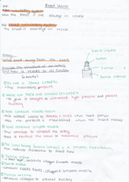 A level biology student revision notes A* year 1 (AS