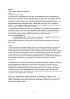 SAMENVATTING: Samenvatting Encyclopedie Criminologie