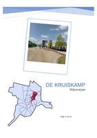 OVERIG: Wijkanalyse-Kruiskamp-Amersfoort-Voorbeeld