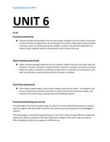 ESSAY: BTEC LEVEL 3 Unit 6 software design and development