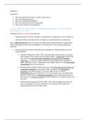 SAMENVATTING: Volledige samenvatting blok 3.5 Organizational Psychology