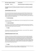 ESSAY: BTEC Business Level 3 Unit 13 P2