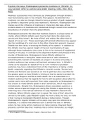 english essay explore the ways in Learn how to write an essay with this sample outline find examples learn about the essential elements of a well written paragraph in english.