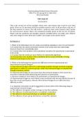 Exam: POS3713 UNIT EXAM 2 REVIEW - DR. GROSSER