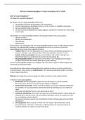SAMENVATTING: Thema's Maatschappijleer lesboek Havo 5 2017/2018 Wat is maatschappijleer H1 t/m 3   figuren