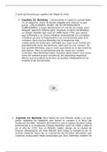 RESUMEN: Resumen del Libro del Mundo de Sofia (capítulos del 22 al 35 (final))
