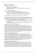 SAMENVATTING: Service Management: An integrated approach