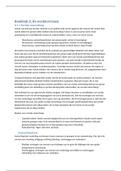 SAMENVATTING: Basisboek Sociaal werk H3 en H5