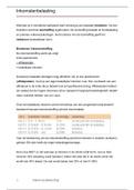 SAMENVATTING: Inkomstenbelasting + opdrachten