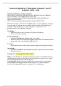 SAMENVATTING: Samenvatting gedrag in organisaties hoofdstuk 1 t/m 7 + hoofdstuk 16