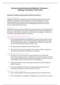 SAMENVATTING: Samenvatting inleiding bedrijfskunde hoofdstuk 1 t/m 4 + hoofdstuk 6 en 9