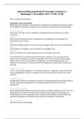 SAMENVATTING: Samenvatting marketing en strategie hoofdstuk 1 t/m 4 + hoofdstuk 6, 7, 9, 12 en 13