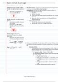 Exam: Exam 1 Study Guide