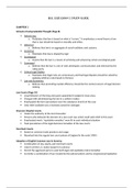 SUMMARY: Business Law Exam #1 Study Guide