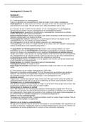 SAMENVATTING: Voedingsleer H1, H2, H4, H5, H7, H9, H10, H13 t/m H16