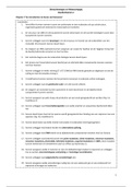 SAMENVATTING: Biotechnologie en Maatschappij deeltentamen 1