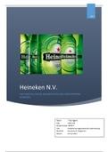 ESSAY: Verslag Heineken