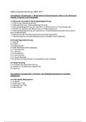 ZUSAMMENFASSUNG: Abiturvorbereitung BRC (Betriebswirtschaft/Rechnungswesen/Controlling)