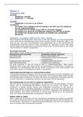 SAMENVATTING: Samenvatting HRM jaar 2 blok 3 deeltoets 1