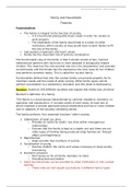 OTHER: AS Level Family and Households AQA revision notes
