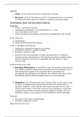 OTHER: AQA A Level Crime and Deviance Sociology Revision Notes