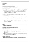 LECTURE NOTES: LL108 Criminal Law Lecture Notes