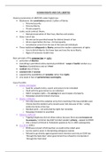 SUMMARY: Human Rights HRA Public Law Revision Notes