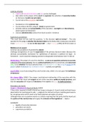 SUMMARY: Judicial Review Notes