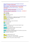 ESSAY: First Past the Post 5 marker definition - several advantages and disadvantages with explanations and examples.