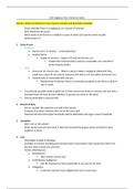 LPC EXAM NOTES - Stuvia
