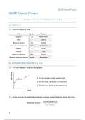 Notes for courses at edexcel - Stuvia