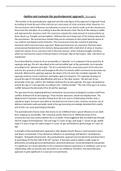Essay on psychodynamic approach definition essay of