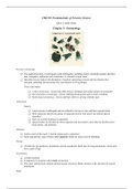 Fundamentals Of Forensic Science Notes Chapter 9 Entomology Che103 Introduction To Forensic Science Che103 Stuvia