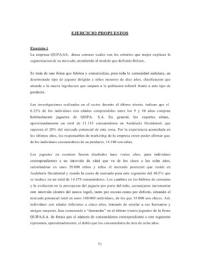 CASO: Ejercicios RESUELTOS de SEGMENTACIÓN - Dirección Comercial - Marketing