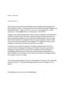 voorbeeld sollicitatiebrief pedagogisch medewerker sollicitatiebrief   Stuvia voorbeeld sollicitatiebrief pedagogisch medewerker