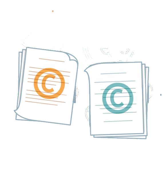 Report copyright infringement