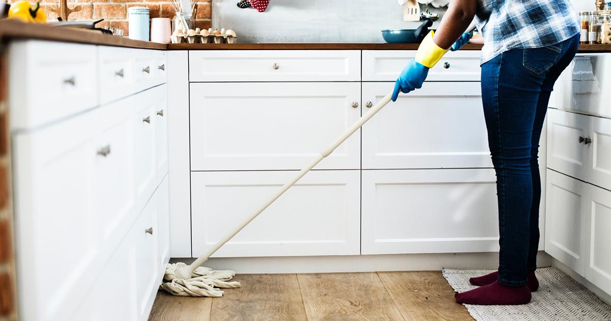 Wonen - Tips om je studentenhuis schoon te houden