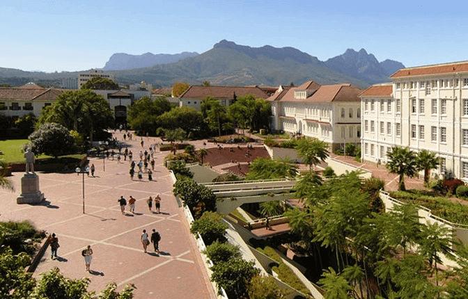 University of Stellenbosch campus