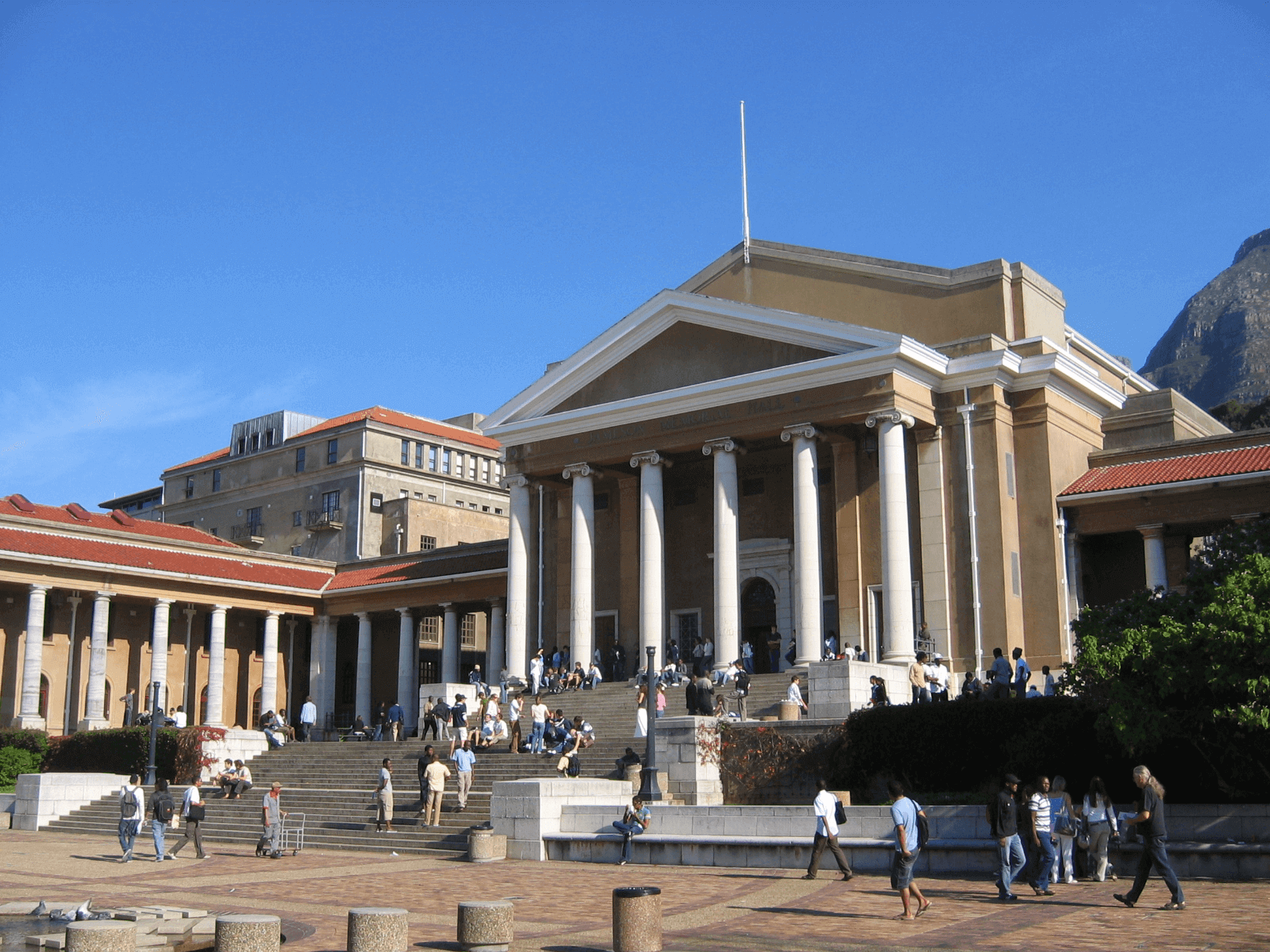 University of Cape Town study fees (Campus)